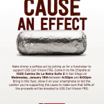 Chipotle Fundraiser for Vinson FRG @ Chipotle | San Diego | California | United States