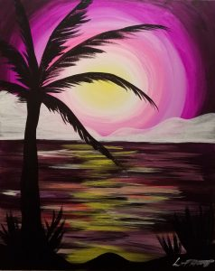 Wine and Paint Night ! @ North Park