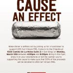 Chipotle Fundraiser @ Chipotle Mexican Grill | San Diego | California | United States
